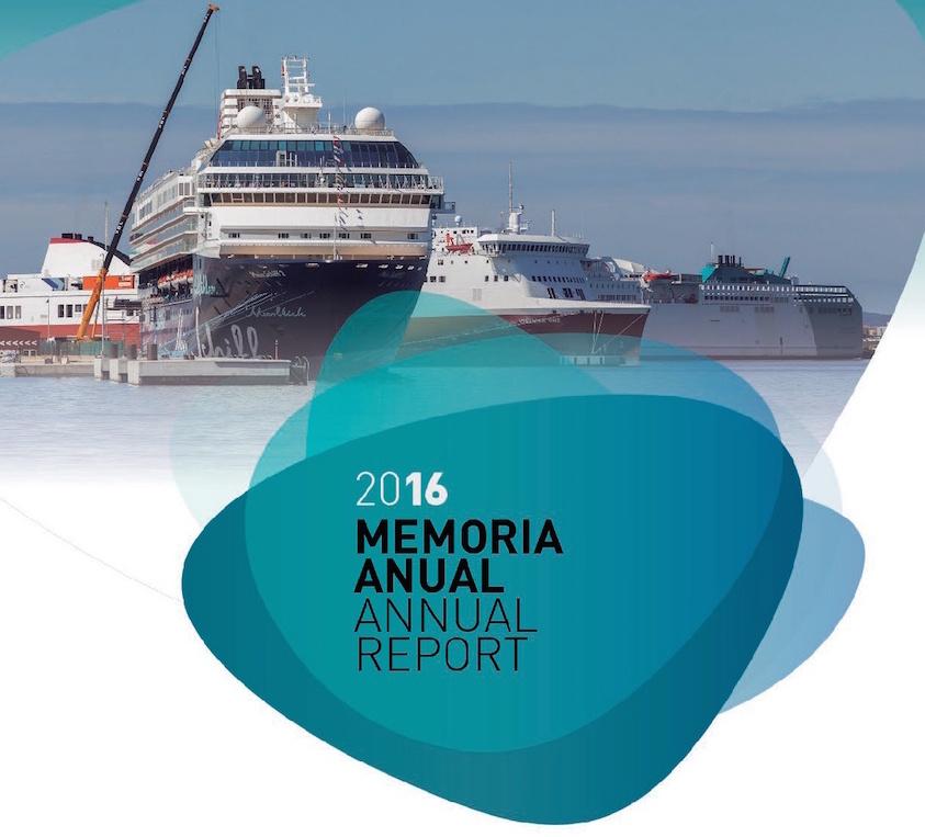 Memoria anual y de sostenibilidad ports de balears for Memoria anual