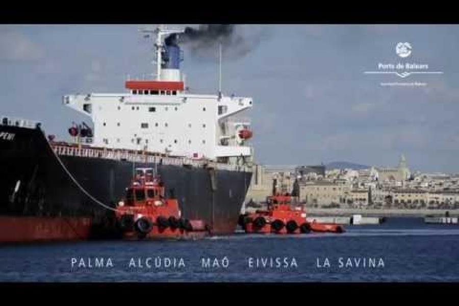 Lo que te imagines pasa por los puertos. (2014)