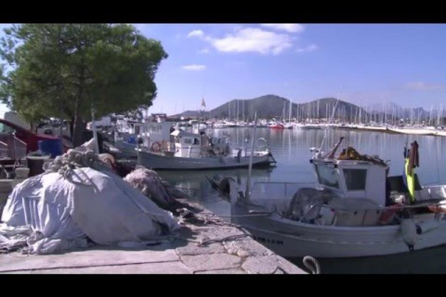 CAPÍTOL 11 - La pesca als ports de les Illes