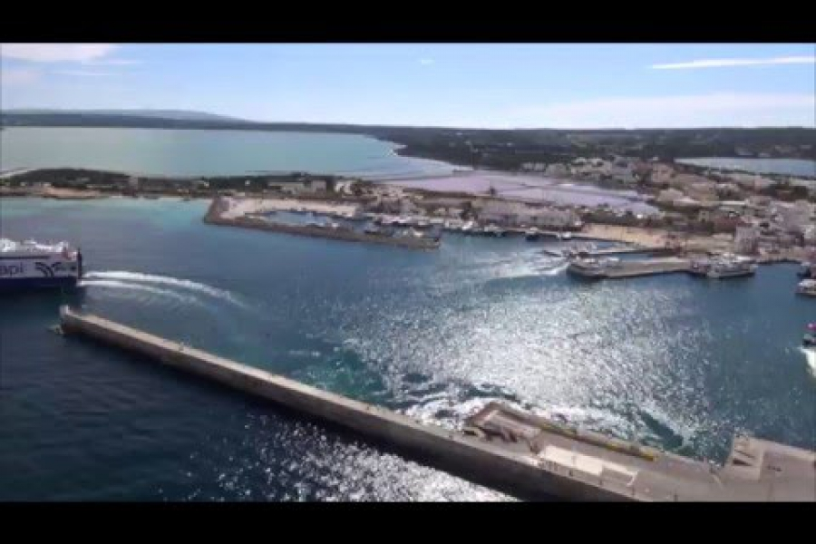 Port de la Savina a Formentera